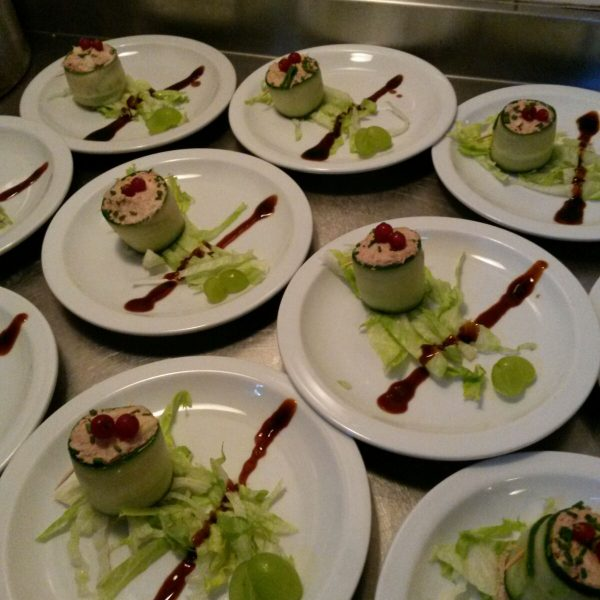 Catering Hotelschiff Messe Germany