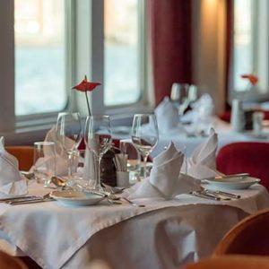 hotelschiff köln restaurant